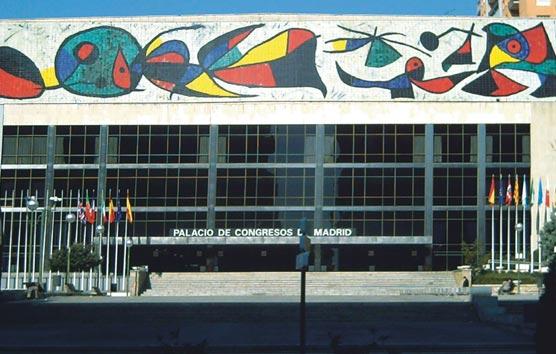 TurEspaña sacará a concurso la apertura del Palacio de Congresos de Madrid