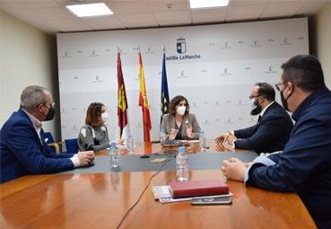 Castilla La Mancha colabora con las agencias regionales