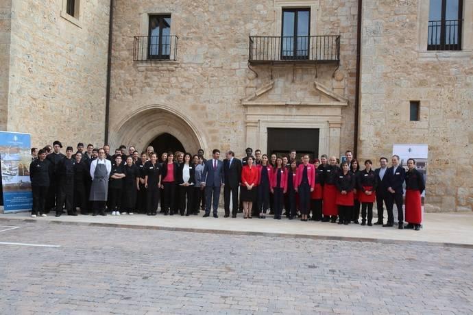 Castilla Termal inaugura el hotel Monasterio de Valbuena