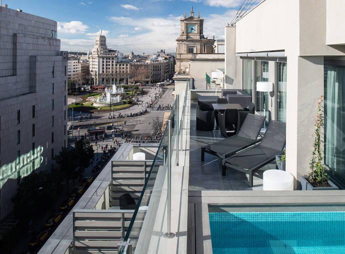 El hotel Catalonia Square, premiado por su trabajo
