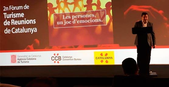 Cataluña potencia el Sector MICE con su 2º Foro de Turismo de Reuniones