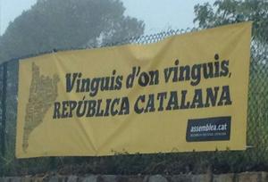 Los viajes a Cataluña se estancan en un año marcado por el desafío soberanista