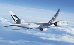 Nueva política de equipajes de Cathay Pacific y Dragonair