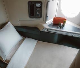 Cathay Pacific renueva la experiencia a bordo de su clase Business
