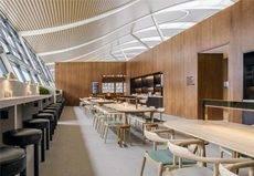 Cathay mejora su sala VIP en Shanghái-Pudong