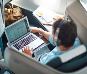 Cathay Pacific ofrecerá Wi-Fi de alta velocidad en 2018