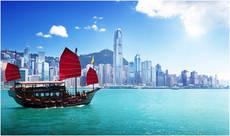 Los vuelos a Hong Kong de Iberia son operados por Cathay Pacific.