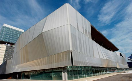 Otorgan un premio internacional para el CCIB de Barcelona