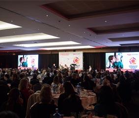 El CCIB ofrece la cena benéfica del Hospital Sant Joan de Déu