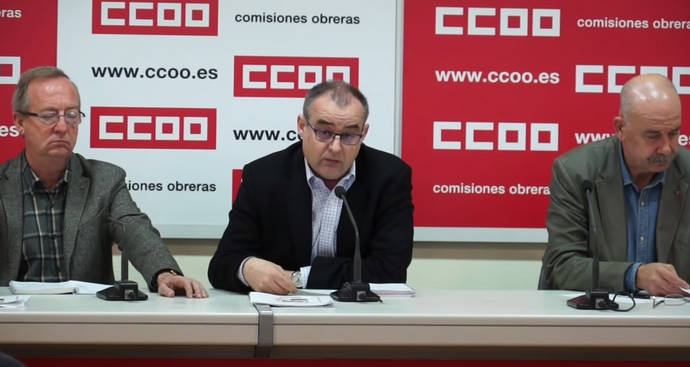 CCOO amenaza con movilizaciones si no se desbloquean los convenios colectivos