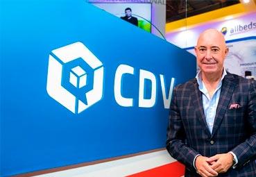 Ricardo Palazuelos se incorpora al equipo directivo de CDV