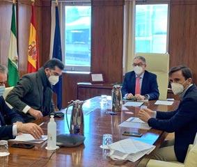 La Junta y las agencias colaboran en pro de Andalucía