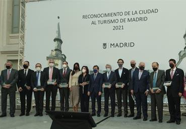 Madrid premia a CEAV por su resiliencia y tesón