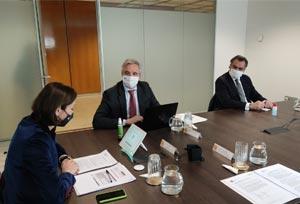 CEAV traslada a la ministra las principales peticiones de las agencias de viajes