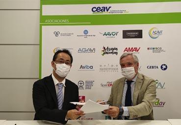CEAV sigue incentivando el Turismo con Japón