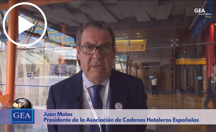 GEA Travel Media: reportaje del Congreso de Hoteleros Españoles