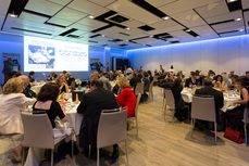 Cerca de un centenar de profesionales del Sector MICE acudieron al 20º aniversario de CONEXO.