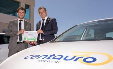 Centauro obtiene una certificación de energía verde