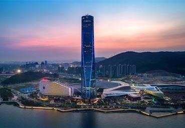 El mejor centro de convenciones de China, en Zhuhai