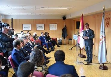 Guadalajara tendrá un centro de congresos 'universitario'