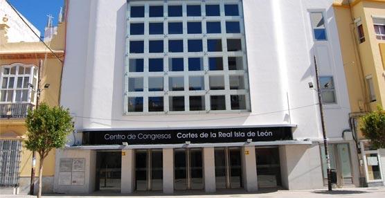 Ayuntamiento de San Fernando eliminará las tasas de uso del Centro de Congresos