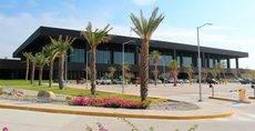 El Centro Internacional de Convenciones Los Cabos.
