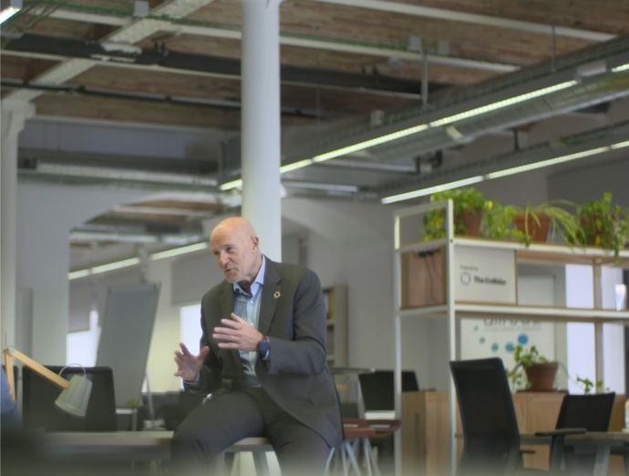 Carlos Grau, CEO MWC Barcelona, protagonista de la promoción del MICE