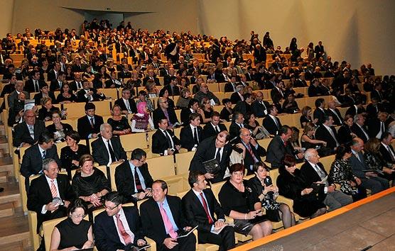 Ceuta se fija el objetivo de celebrar al menos un congreso al mes