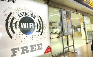 Madrid Chamartín ofrece un servicio de Wi-Fi gratuito