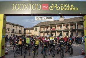 La Comunidad de Madrid promueve el Turismo activo y saludable con 'CiclaMadrid'
