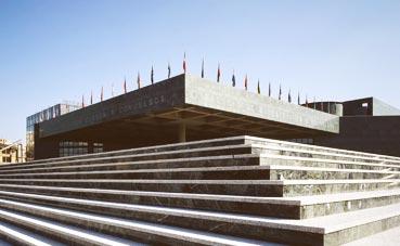 Granada reúne 10.000 delegados en un congreso