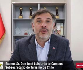 CIMET 2021: Chile será 'un destino cotizado'