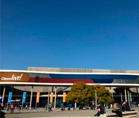 Fira de Barcelona acoge el mayor evento corporativo de Cisco en Europa