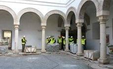 Cs comprueba las obras del Palacio de Congresos Córdoba