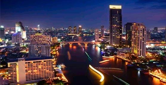 Bangkok, Buenos Aires y Hamburgo, destinos al alza para viajes de negocios