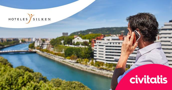 La cadena Hoteles Silken une fuerzas con Civitatis