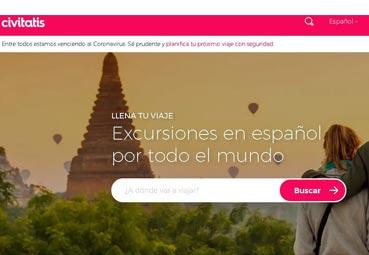 Civitatis integra su producto en Halcón y Ecuador