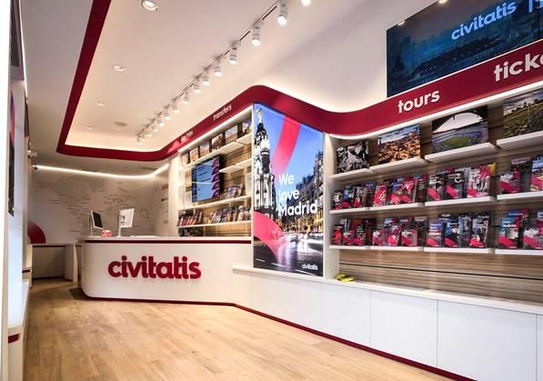 Civitatis planea abrir nuevos puntos de venta físicos