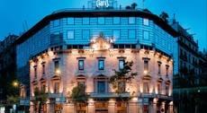 Jordi Clos inaugura la terraza del Hotel Claris