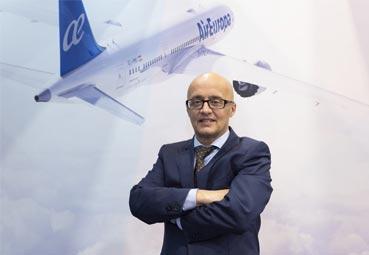 Richard Clark, nuevo director general de Air Europa