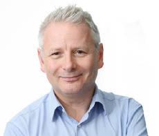 El responsable del programa de CLIA Cruise Experts, Andy Harmer.