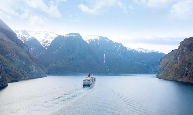 Norteamérica dobla a Europa en número de cruceristas