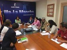 La presentación de la Plataforma de Turismo de Congresos y Reuniones de Castilla-La Mancha.