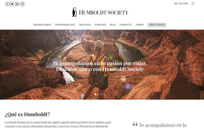 Nace el club privado de viajeros Humboldt Society