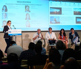 Madrid reúne a más de 200 profesionales en el III Congreso Edificios Inteligentes
