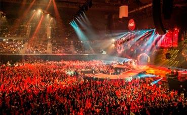 Coca-Cola Music Experience apuesta por la sostenibilidad