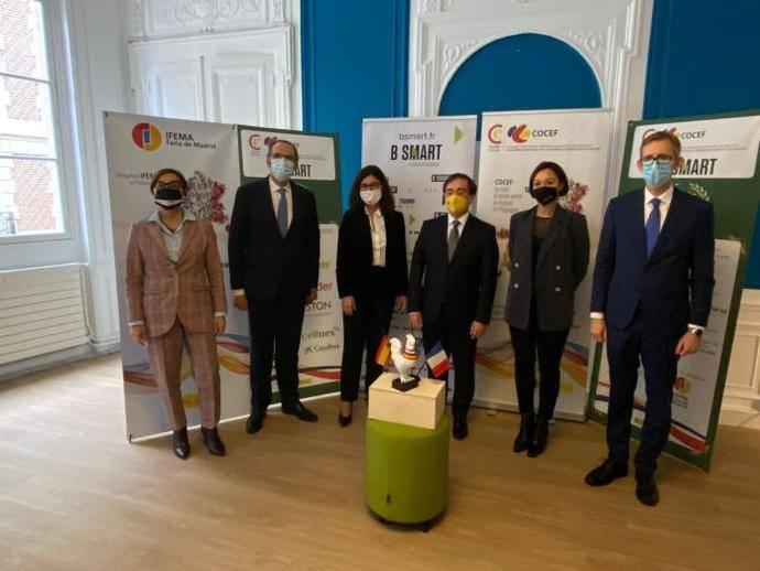 Ifema recibe otro Premio más a la Solidaridad, en París