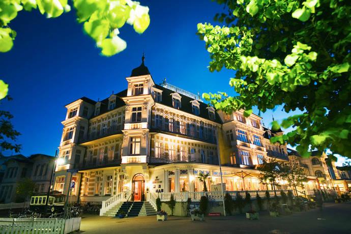 Los hoteles europeos, bien valorados
