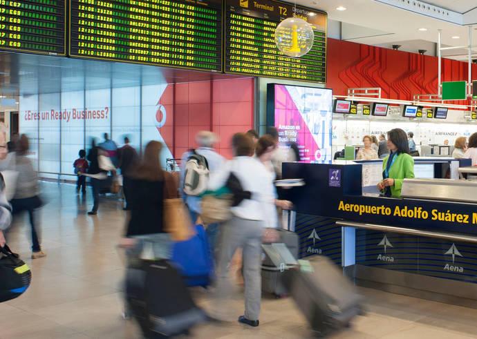 Crecen un 29% los viajes a los países de la zona Schengen