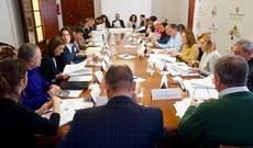 Reunión de la Comisión de Impulso de Turismo Sostenible.